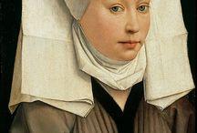 arte - Roger van der Weyden (1400-1464) / arte - pittore belga