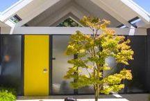 Modern Eichler Landscape Ideas / Make your modern Eichler home look the best that it can!