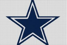 Cross stitch yıldız