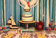 Cohen's 1st Birthday