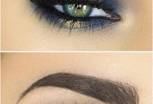 geen eyes makeup