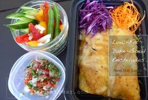 Lunches / Healthy, yummy Lunches from A healthier YOU Next Year