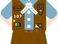 Brownie Girl Scouts / by Molly Schmidt