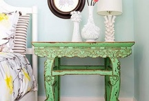 Furniture & Decor / by tara thomas