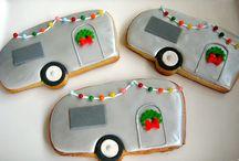 Airstream Cookies/Cakes