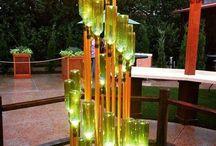 boros üveg kreatívan