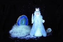 Magic Wool Mermaids, Fairies and Nymphs