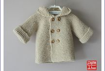 Baby Knit and Crochet / by Lonnie Carey