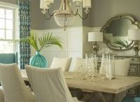 Dining rooms / by Tracey Ayton-Edwards