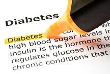 diabetes health / by Lorna Evenson