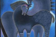 cavalli in pittura