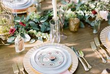 centerpieces/table decor / by Brittany Keene