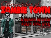 Chronicles Of Zombie Town- Murder Mystery Party / A fun zombie-themed murder mystery party for ages 15 and up, 8-16+ guests. Non-gender specific - play co-ed, all female or all male! Expandable to over 40 guests with the main game by adding additional guests to play with the 3 expandable characters.