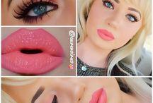 Makeup Inspiration for Teens / Beautiful makeup looks to inspire you