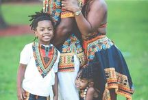 Blavk/ Afrikan Families / Gorgeous and inspirational family pictures