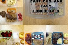 Kids lunches / by Sylvia Monsivais
