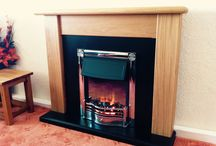 Electric Fire & Surrounds
