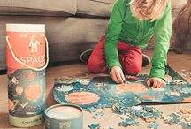 Learning Through Play / A new way to engage your children with educational puzzles!