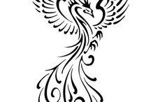 Tattoos phœnix