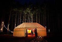 - Yurt Wedding -