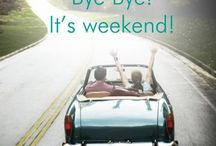 Weekend tips & suggestions
