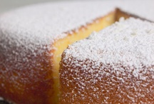 Queques , Bizcochos , tortas / by Pachi Oyanedel