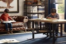 Kids Rooms: Bedroom Design Ideas / #kids bedrooms, #kids room design ideas, #kids bedding, #kids decor, #kids rooms, #boys rooms, #girls rooms