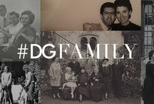 #DGFAMILY / The www.dolcegabbana.com/dgfamily website was created to collect family portraits uploaded by users which will be the subject of the online family album #DGFAMILY.