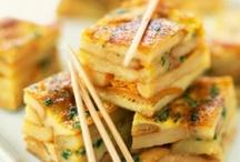 Apéritif dînatoire / Idée d'apéritif dînatoire pour l'anniversaire de Thaïs