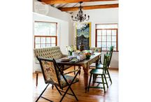 home. {dining room} / by Morgan Lemly