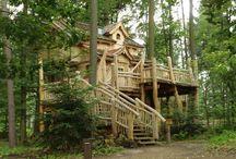 Archtecituur verschillende soorte huizen