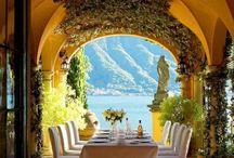 romantikus hely