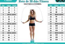 ejercicio rutina