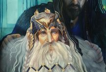The Hobbit / fan-art/other things...