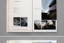 Architecture portofolio layout