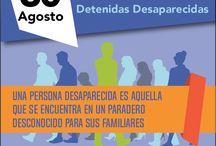 Día internacional de las Personas Desaparecidas