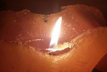 Kynttilän valossa