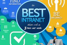 Intranet InfoGraphics / Intranet related InfoGraphics
