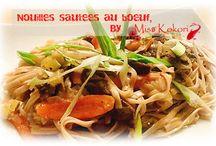 Les Recettes de Miss Kokori! / Pèle mêle de mes concoctions culinaires!  Vous pouvez retrouver toutes les recettes sur mon blog: https://misskokori.wordpress.com/