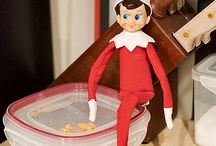 Elf On The Shelf / by Winona Brewer