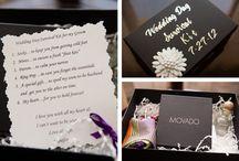 Wedding stuff for him