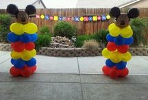 Liam' s 3rd birthday party