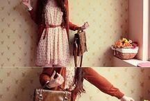 Outfits / by Zsófi Gaudi