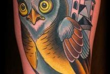 Tattoo /Tauaże / Różne tatuaże