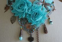 jewel crafting I wanna do / by Cindy Pyles