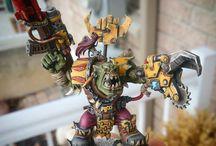 Warhammer 40k greenskins