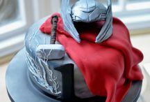 Thor torták, sütik