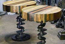 auto parts furniture