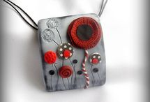 Jewellery - clay