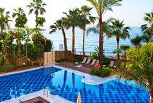 lugares para boda / localizaciones de salones ideales para la boda en Marbella